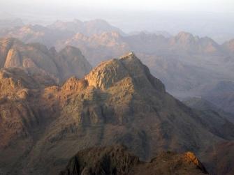 The True Biblical Mount Sinai—Jebel Musa